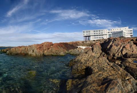 Fogo Island Inn, Newfoundland NL A0G 2X0, Canada.
