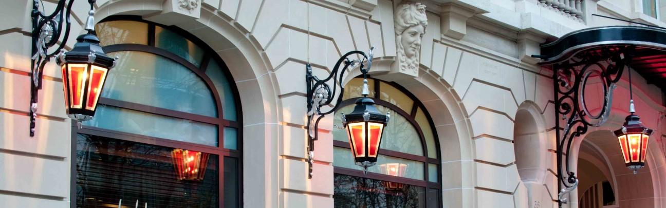Le Royal Monceau Hotel - Paris - France