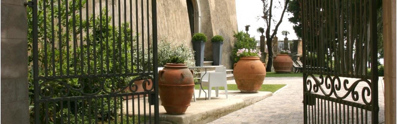 Villa Sassolini Hotel – Tuscany – Italy