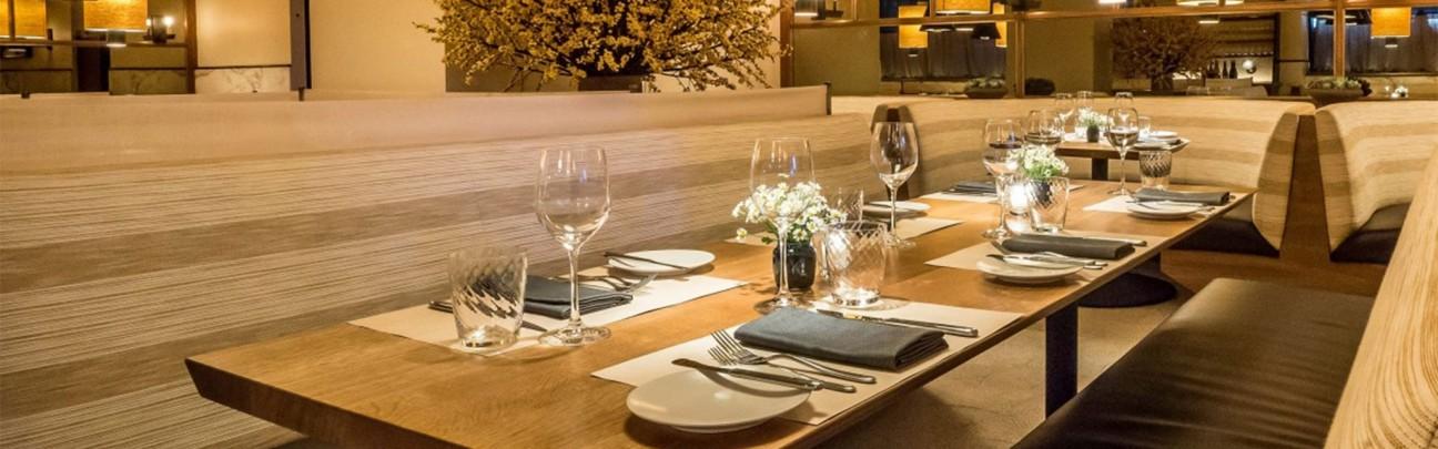 Smyth Hotel Restaurant Menu