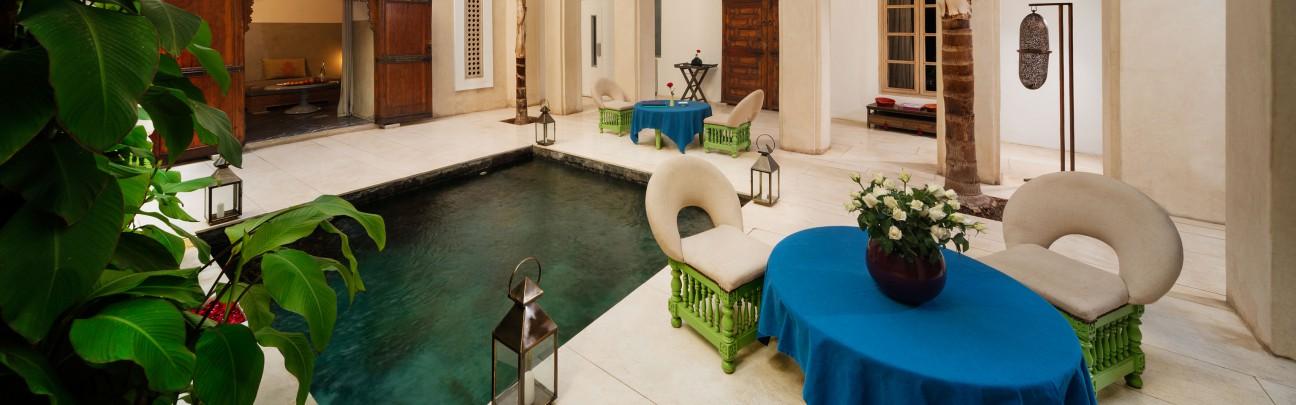 Riad Due Hotel – Marrakech – Morocco