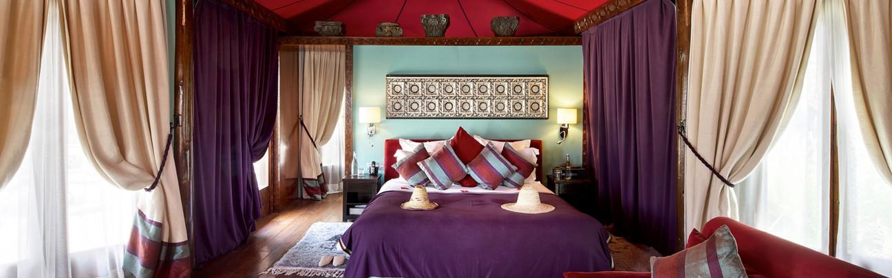 Kasbah Tamadot Hotel - Atlas Mountains - Morocco