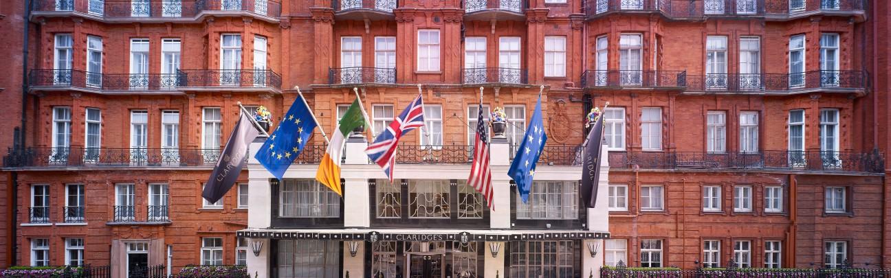 Claridge's hotel – London – United Kingdom