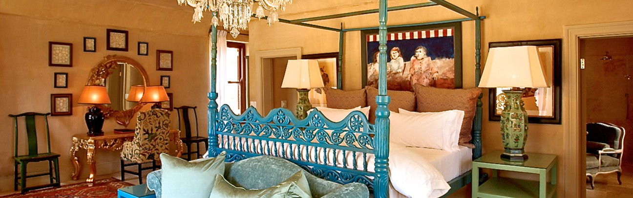 La Residence hotel – Garden Route & Winelands – South Africa