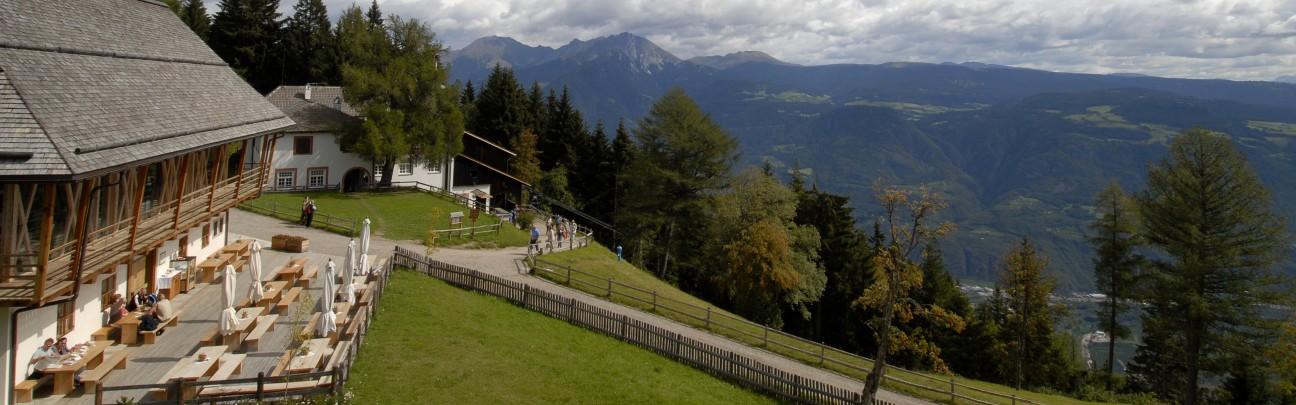 Vigilius Mountain Resort hotel – South Tyrol – Italy