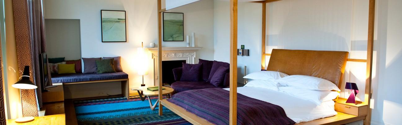 Cowley Manor hotel - Gloucestershire - United Kingdom