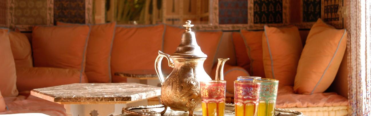 Les Deux Tours Hotel - Marrakech - Morocco