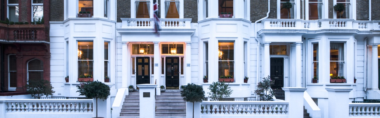 The Cranley hotel – London – United Kingdom