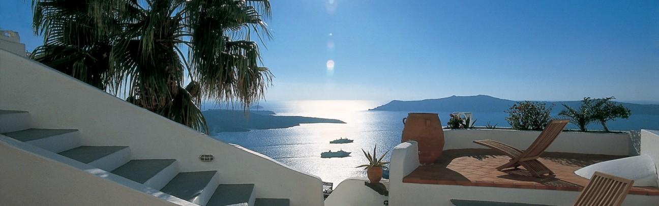 Sun Rocks hotel - Santorini - Greece