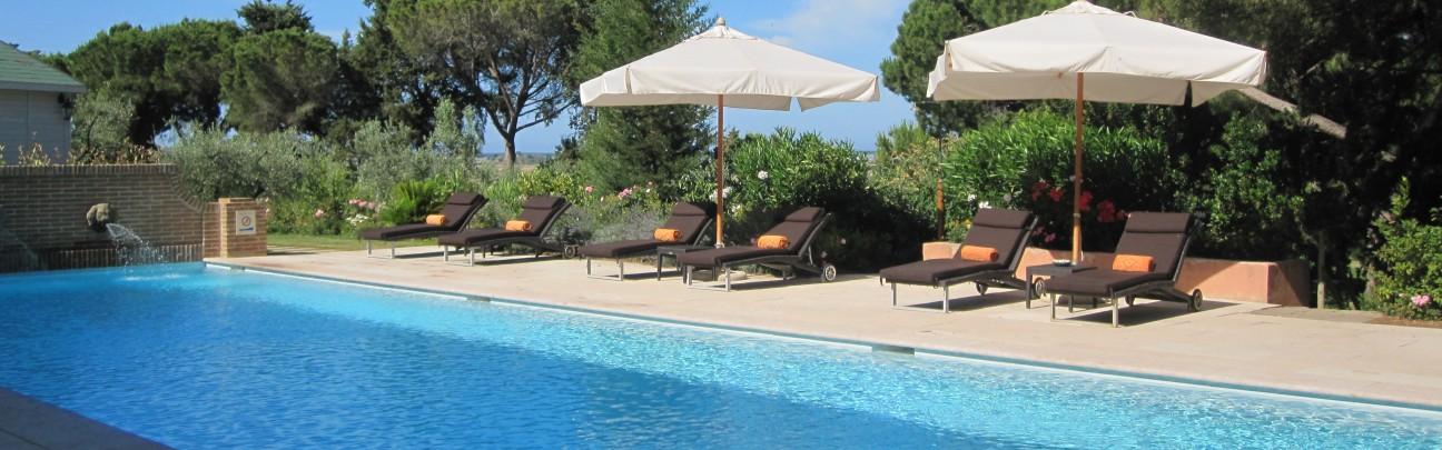L'Andana hotel – Tuscany – Italy
