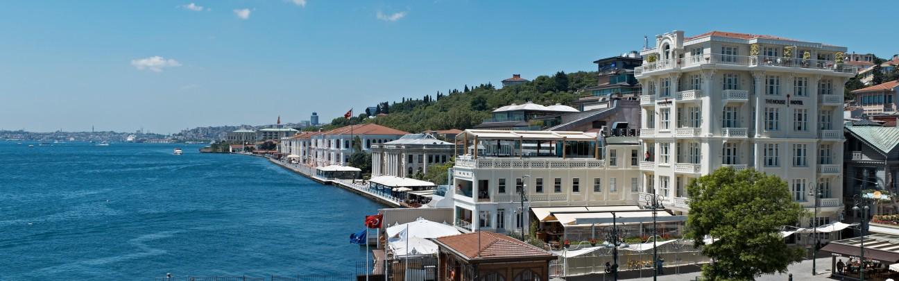 The House Hotel Bosphorus - Istanbul - Turkey