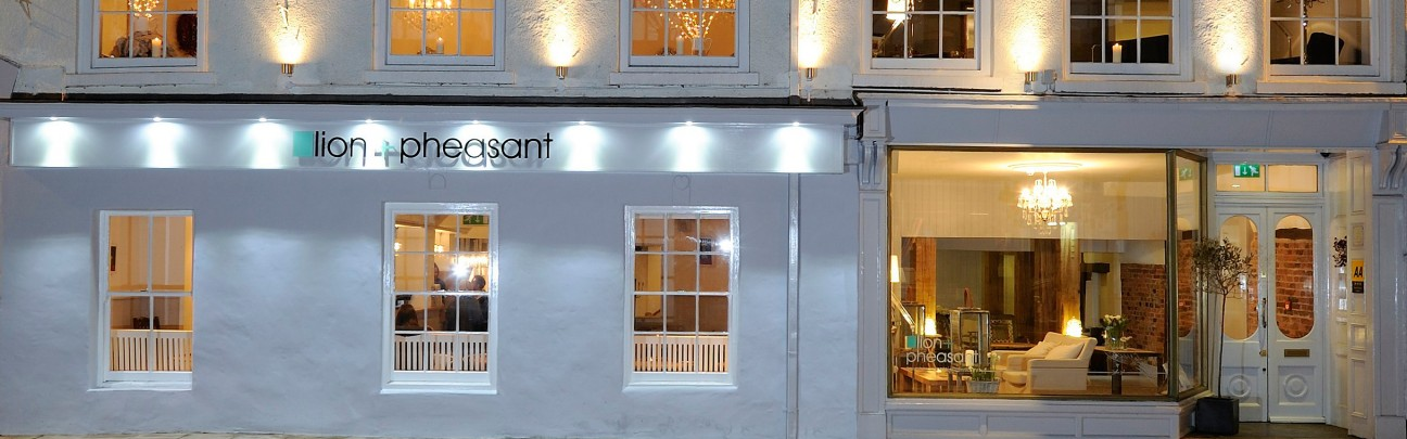 Lion + Pheasant Hotel – Shrewsbury – United Kingdom