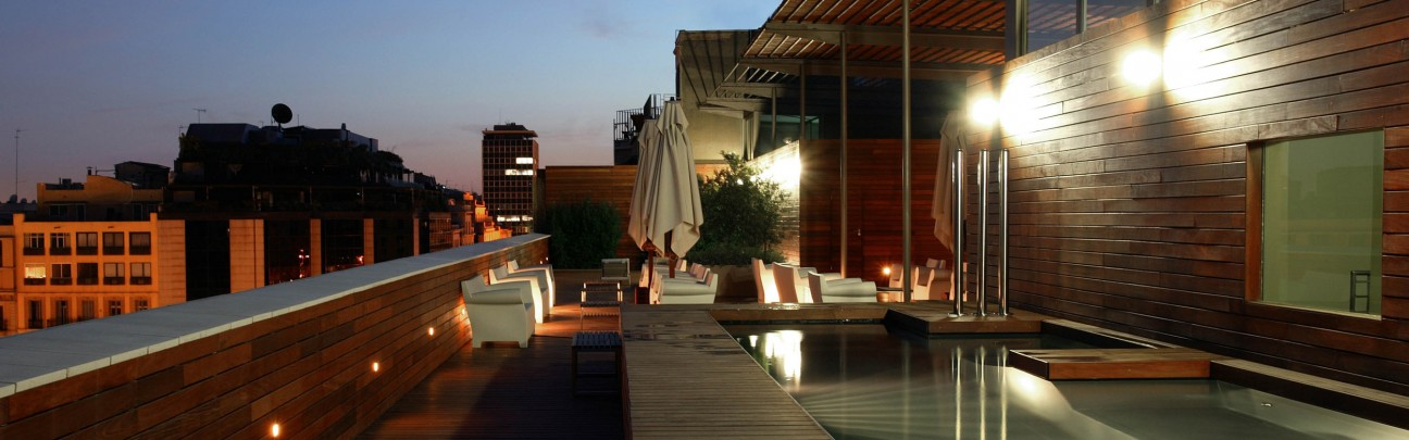 Hotel Omm - Barcelona - Spain