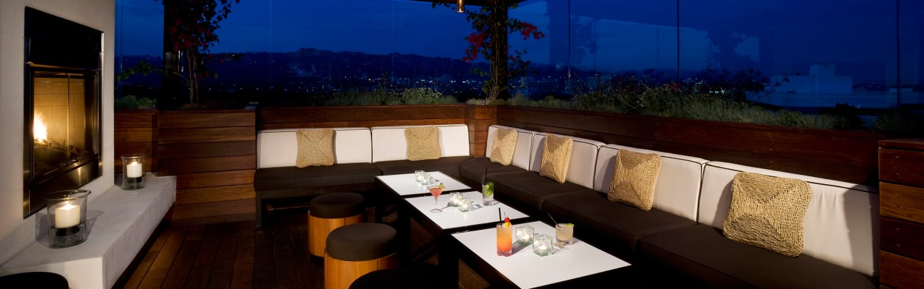 Sixty Beverly Hills hotel – Los Angeles – USA