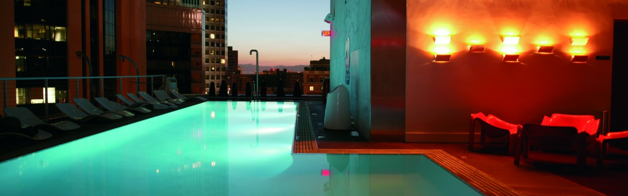 The Standard Downtown LA hotel - Los Angeles - United States