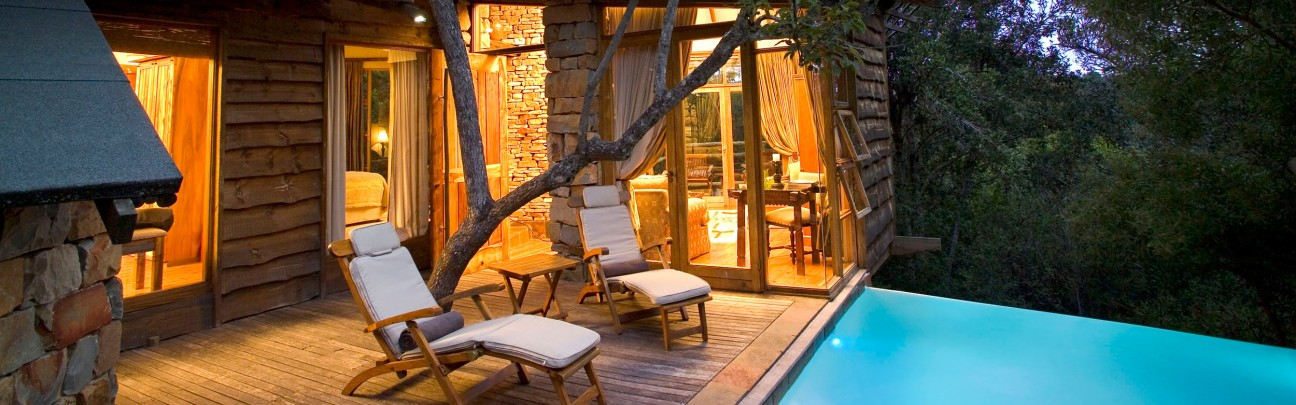 Tsala Treetop Lodge Hotel – Garden Route – South Africa