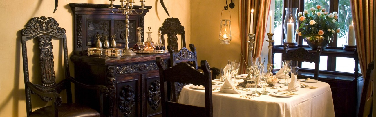 Gorah Elephant Camp hotel - Garden Route & Winelands - South Africa