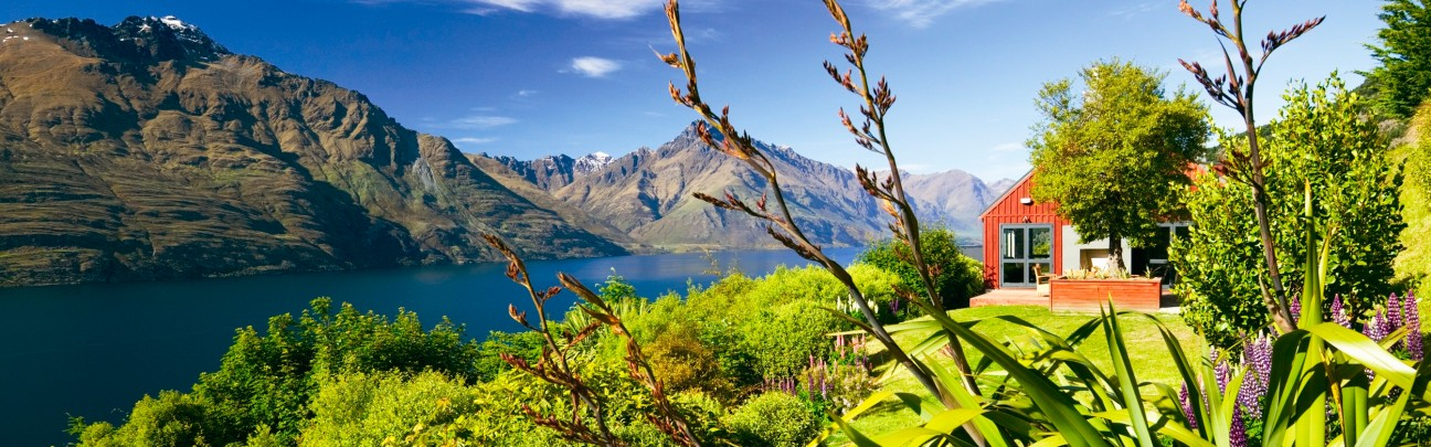 Azur Lodge hotel – Queenstown – New Zealand