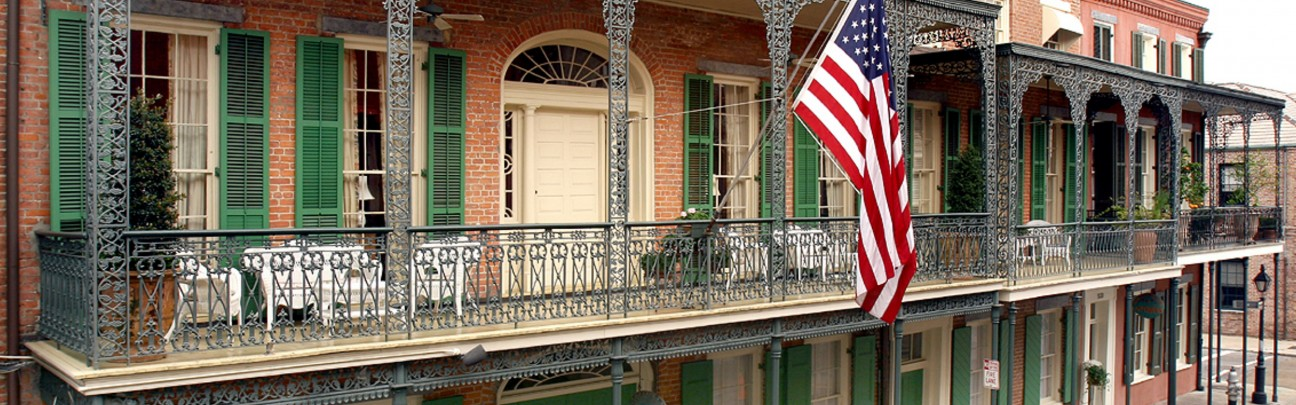 Soniat House hotel – New Orleans - United States