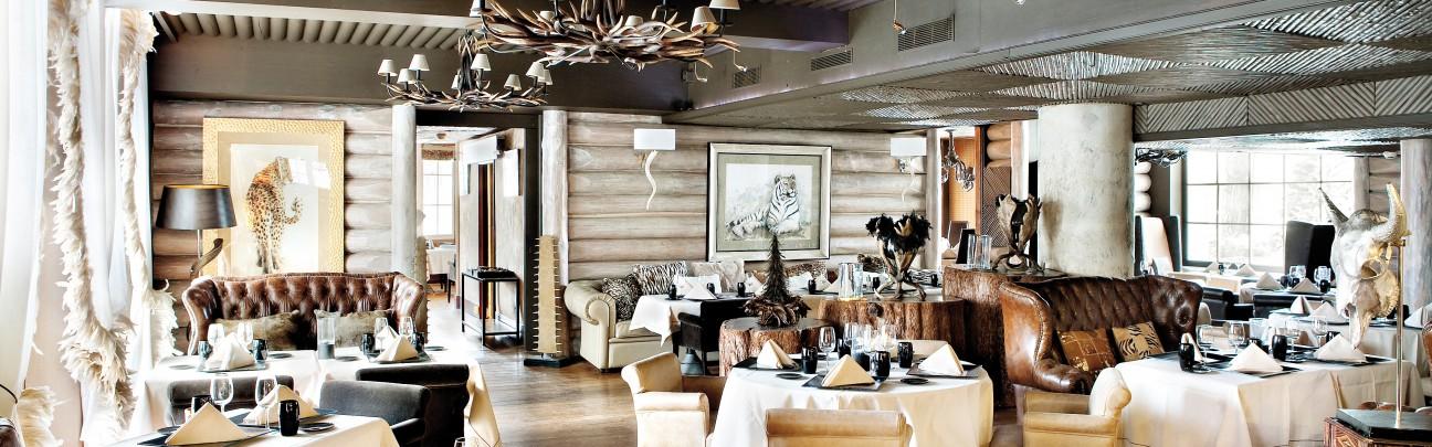 Le Lodge Park hotel - Megève - France