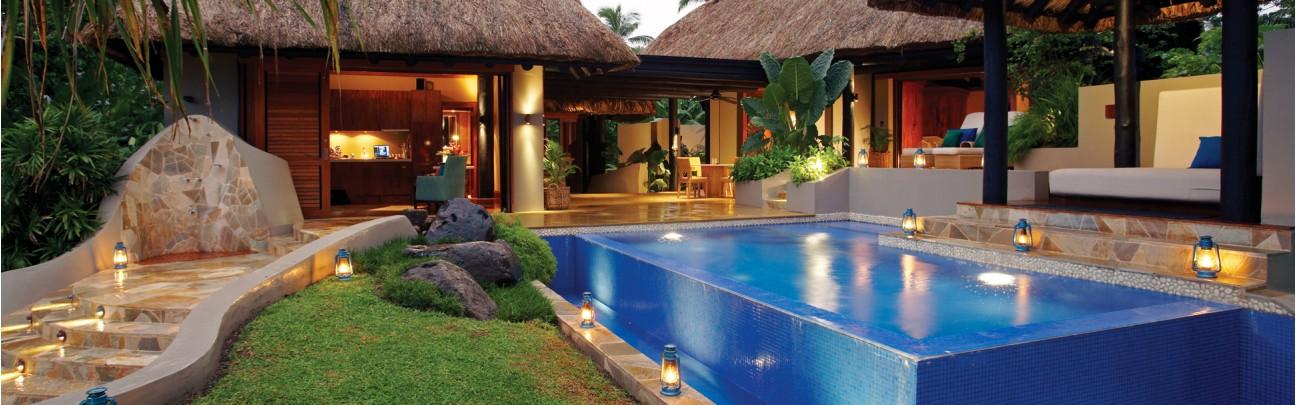 Jean-Michel Cousteau Resort Hotel — Fiji Islands — Fiji