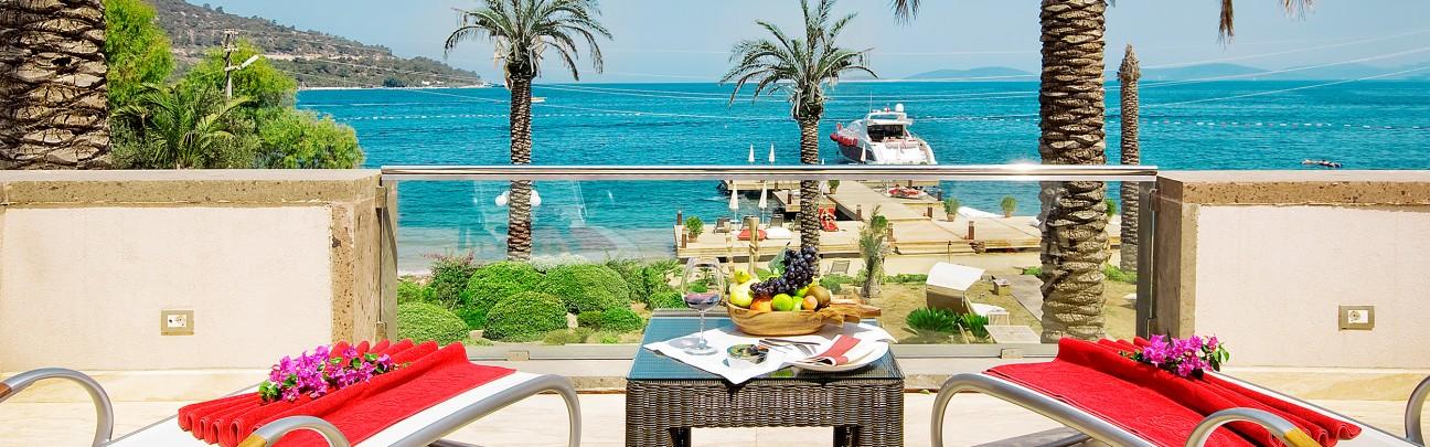 Casa dell' Arte Residence hotel – Bodrum Peninsula – Turkey
