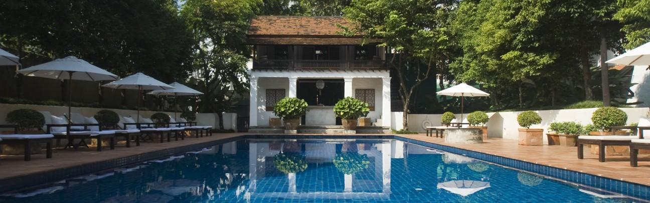 Rachamankha Hotel –  Chiang Mai – Thailand