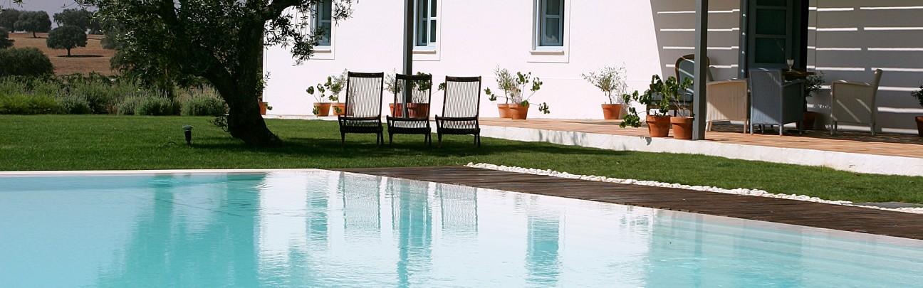 Herdade da Malhadinha Nova hotel - Alentejo - Portugal