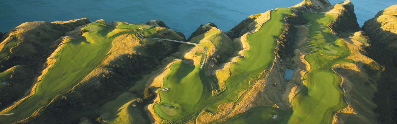 The Farm at Cape Kidnappers hotel - Hawke's Bay - New Zealand