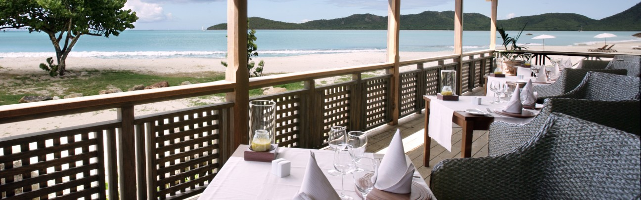 Hermitage Bay hotel - Antigua and Barbuda - Antigua and Barbuda