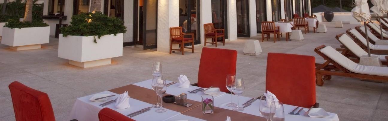The Racha hotel - Phuket - Thailand