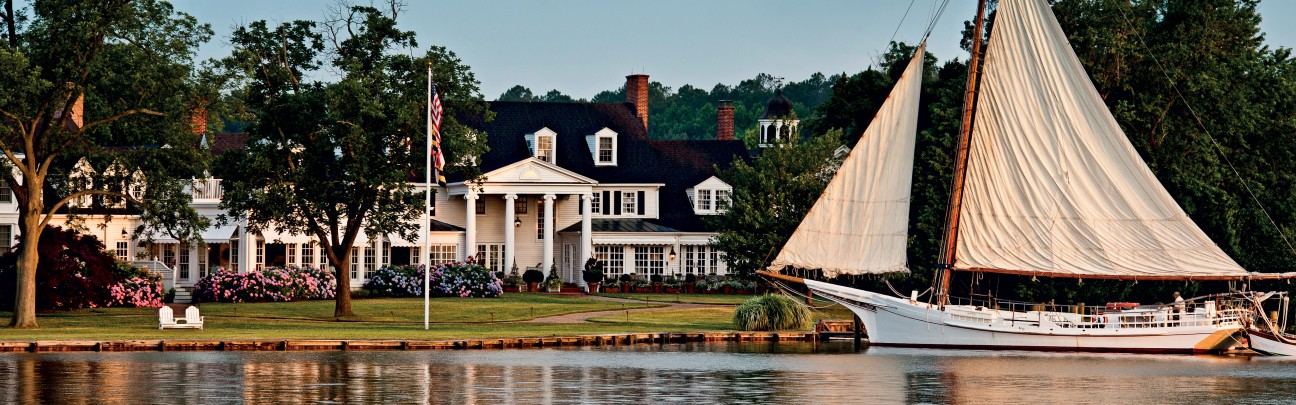 Inn at Perry Cabin - Chesapeake Bay (Maryland) - USA