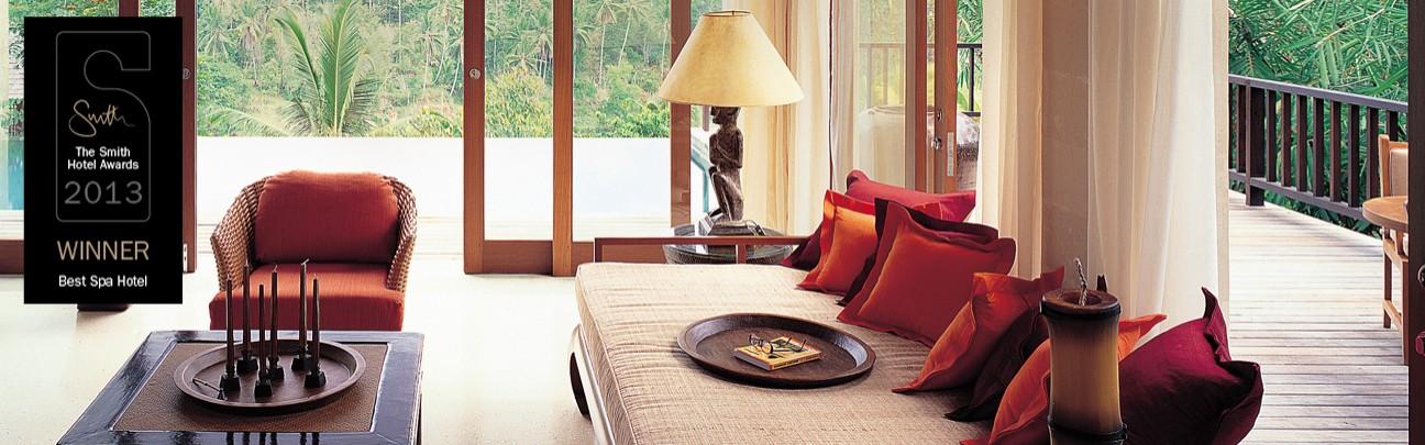 Como Shambhala Estate Hotel – Bali – Indonesia