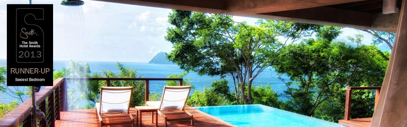 Secret Bay hotel – Portsmouth – Dominica