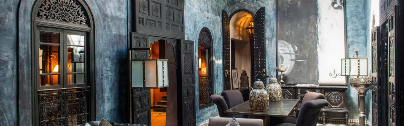 Dar Darma Hotel – Marrakech – Morocco