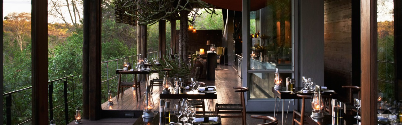 Singita Sweni hotel – Kruger National Park – South Africa