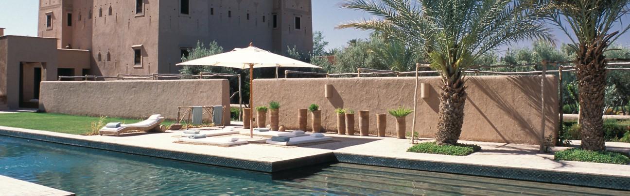 Dar Ahlam hotel - Ouarzazate - Morocco