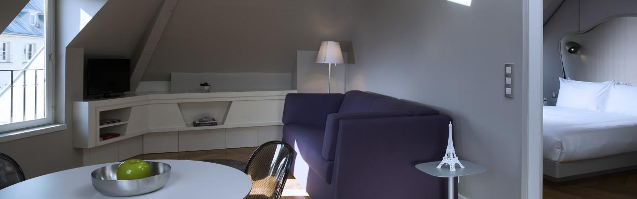 Résidence Nell hotel – Paris – France