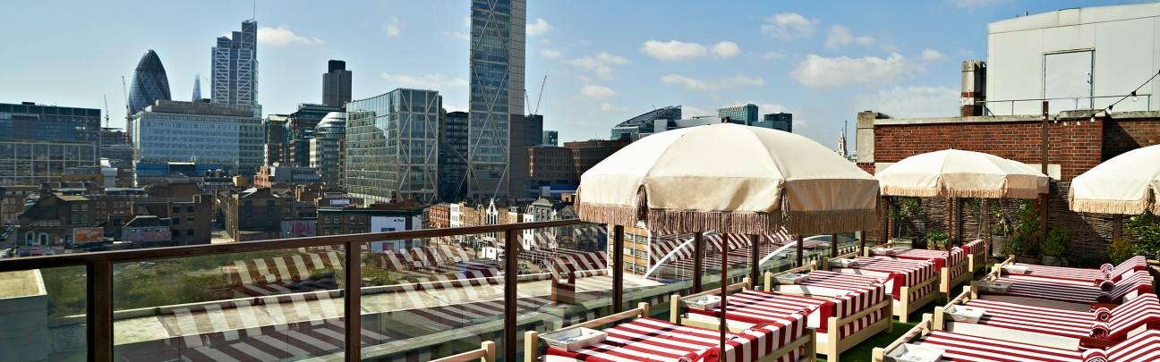 Shoreditch Rooms – London – United Kingdom