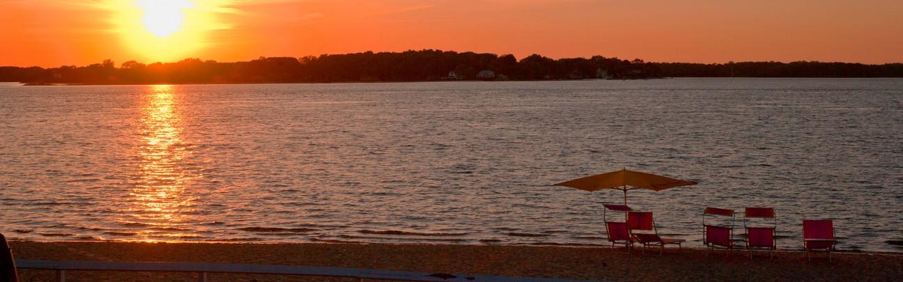 Sunset Beach – Hamptons – United States