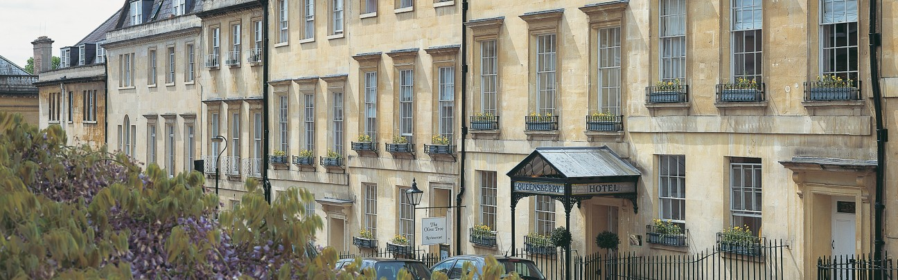 Queensberry Hotel - Bath - United Kingdom