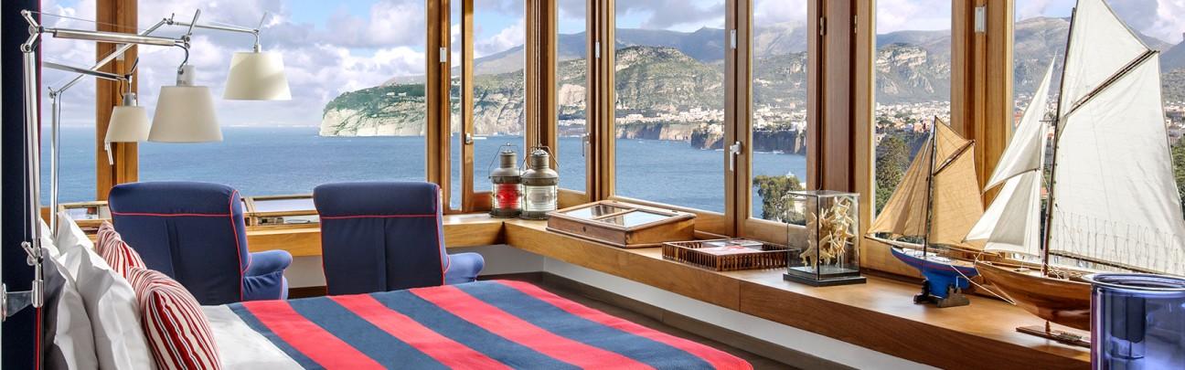 Maison La Minervetta Hotel – Sorrento – Italy