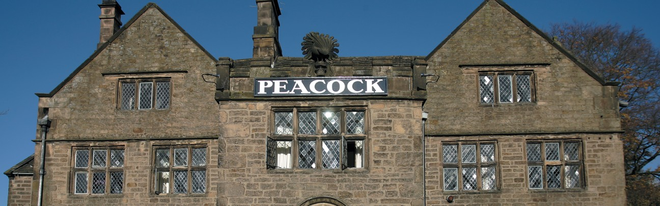 The Peacock at Rowsley Hotel - Derbyshire - United Kingdom
