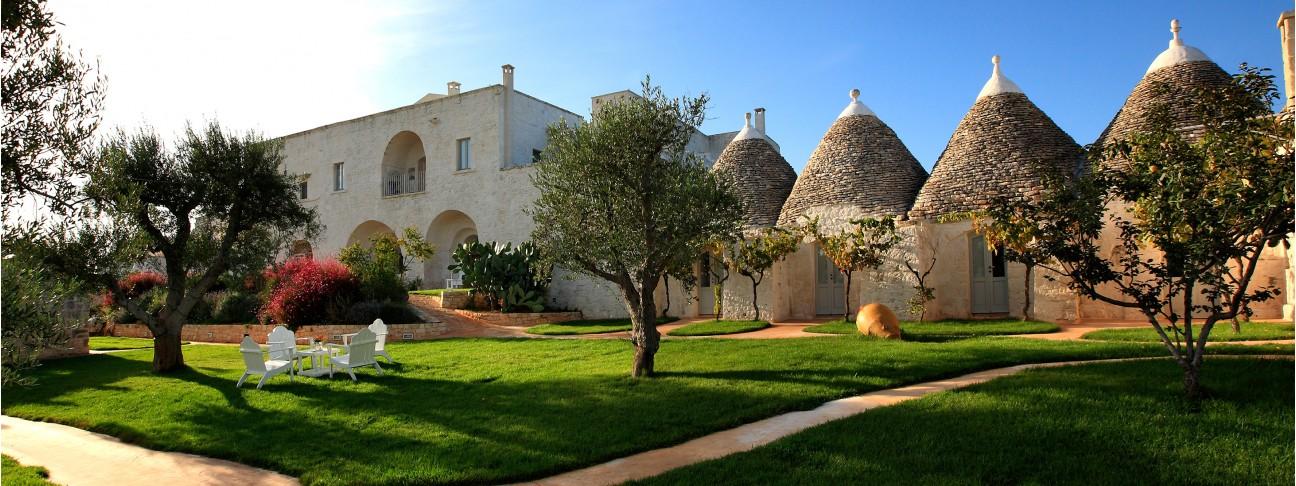 Masseria Cervarolo hotel – Puglia – Italy