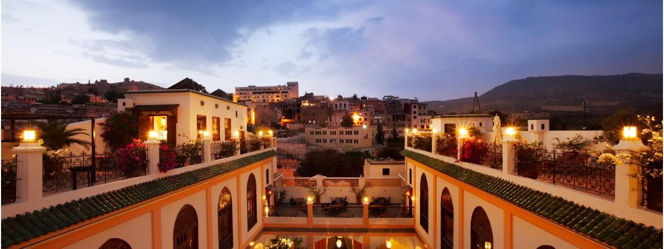 Palais Amani Hotel – Fez – Morocco