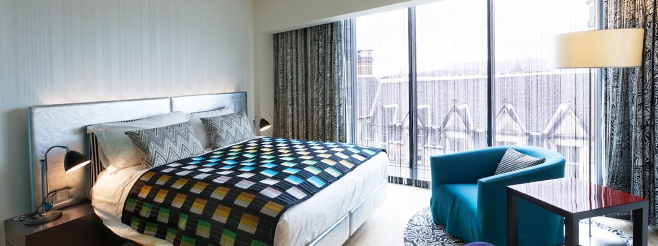 Hotel Missoni – Edinburgh – Scotland