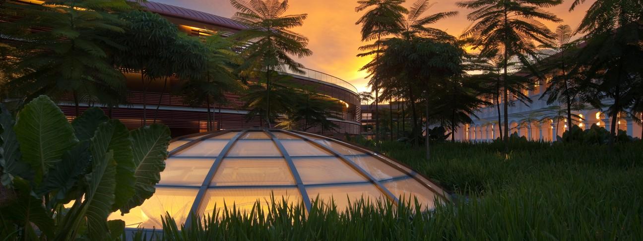 Capella Singapore – Singapore – Singapore