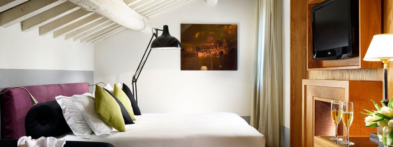 Mario De' Fiori 37 hotel – Rome – Italy