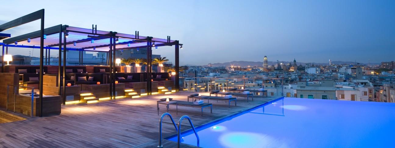 Grand Hotel Central – Barcelona – Spain