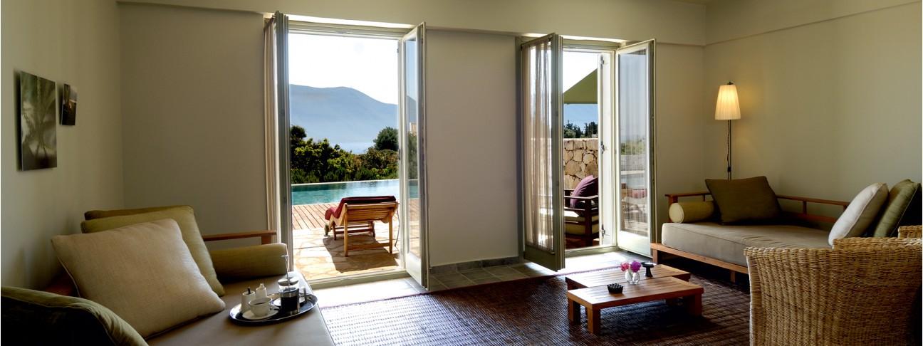 Emelisse hotel –Kefalonia and Ithaca – Greece